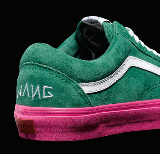 b5c82c71c012 The Vans Syndicate x Tyler The Creator Pack – aahh