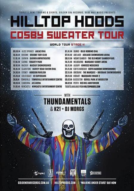 Hilltop Hoods  Tour