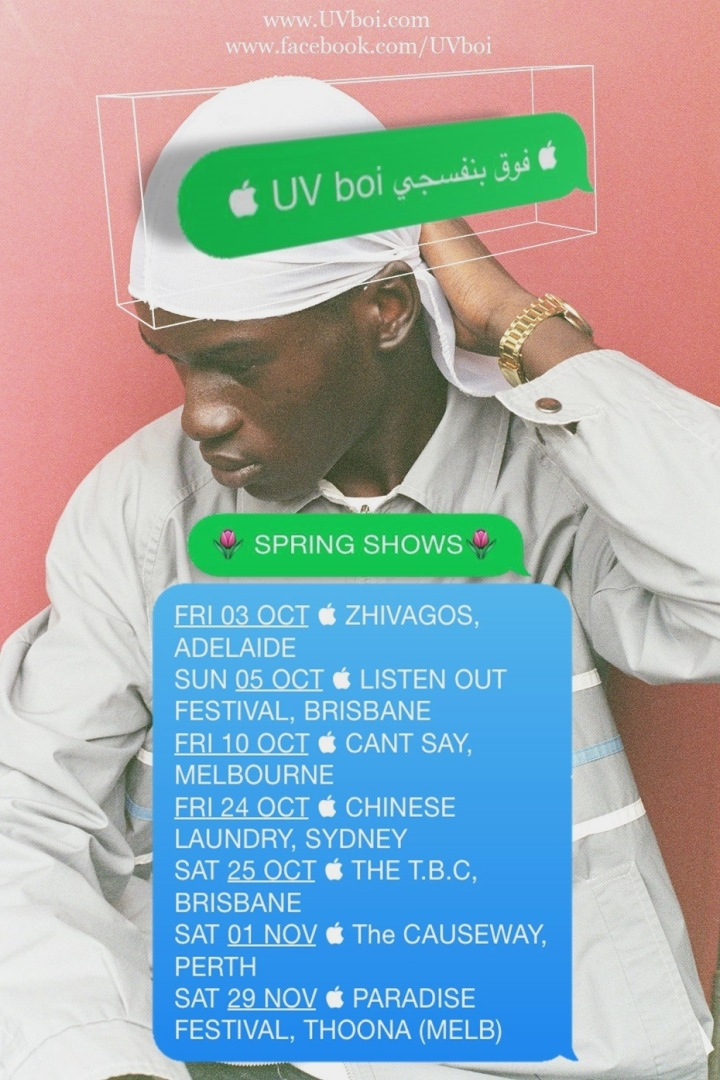 Spring Shows Poster