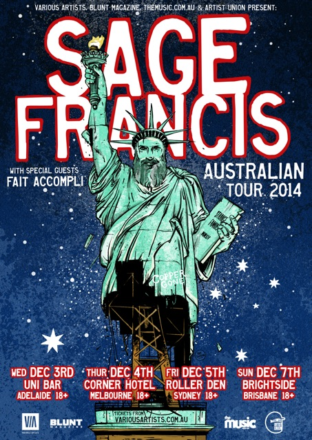 SageFrancisAustralianTour2014WebFinal2