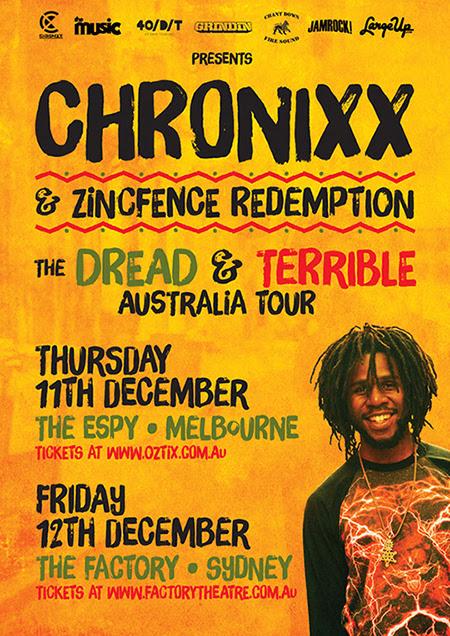 Chronixx-Aus-Tour-2014-A3-Poster-SYD