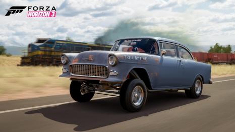 Hoonigan Belair Forza Horizon 3