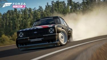 Hoonigan Escort Forza Horizon 3