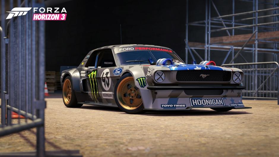 Hoonigan Hoonicorn Mustang Forza Horizon 3
