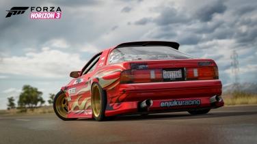 Hoonigan RX7 Twerkstallion Forza Horizon 3