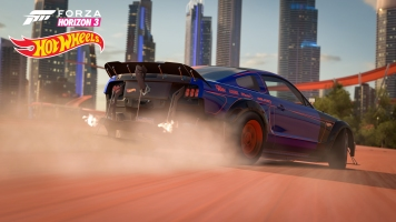 Forza Horizon 3 2005 Hot Wheels For Mustang Solo