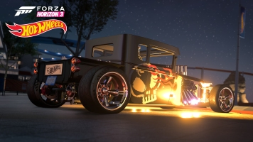 Forza Horizon 3 2011 Hot Wheels Bone Shaker Solo
