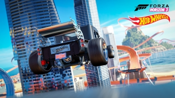 Forza Horizon 3 2011 Hot Wheels Bone Shaker