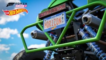Forza Horizon 3 2012 Hot Wheels Rip Rod Front