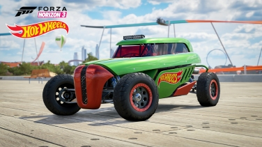Forza Horizon 3 2012 Hot Wheels Rip Rod Solo