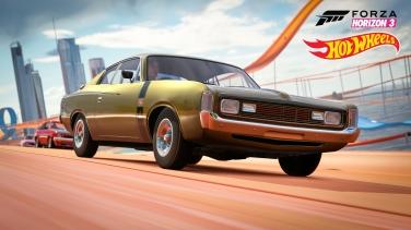 Forza Horizon 3 Hot Wheels 1972 Chrysler VH Valiant Charger RT E49 Solo