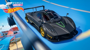 Forza Horizon 3 Hot Wheels 2010 Pagani Zonda R Solo