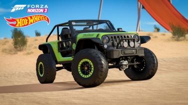 Forza Horizon 3 Hot Wheels 2016 Jeep Trailcat Solo