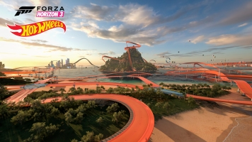 Forza Horizon 3 Hot Wheels Island Track