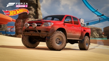 Forza Horizon 3 Hot Wheels2007 Toyota Hilux Arctic Trucks AT38 Solo