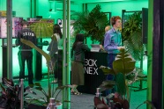 Xbox Australia opened the doors to the Xbox Stay N' Play in Pyrmont, Sydney today – a boutique, gaming-themed sleepover experience that gives fans unhindered access to the world's most powerful videogame console Xbox One X, days before its official launch on November 7. Following the initial announcement over a week ago, suites at the first-of-its-kind installation sold out within a matter of hours, with some of Australia's biggest gamers booking rooms, alongside hundreds of Xbox and entertainment fans of all ages. Situated in front of the iconic Sydney skyline in Pirrama Park, Pyrmont, the Xbox Stay N' Play also features a lobby area for walk-in gameplay with the Xbox One X, which will be open 8am until 8pm from today until Sunday 5th November.