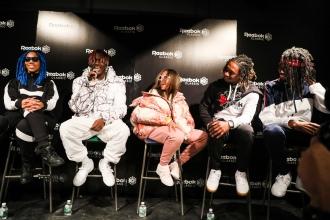 Rox Brown, Lil Yachty, Kodie Shane, JBan$2Turnt, Original Fani