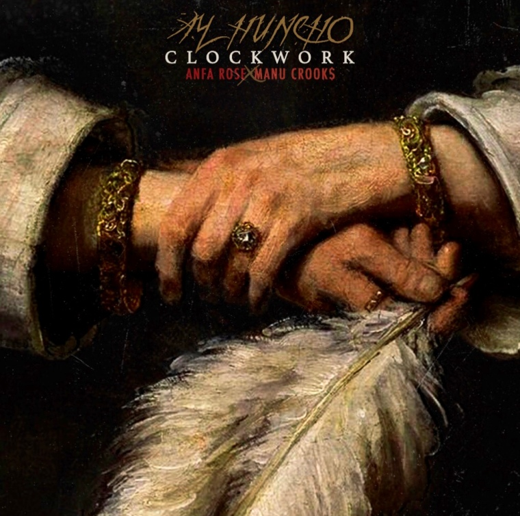 AY HUNCHO_ Clockwork_Single_Cover