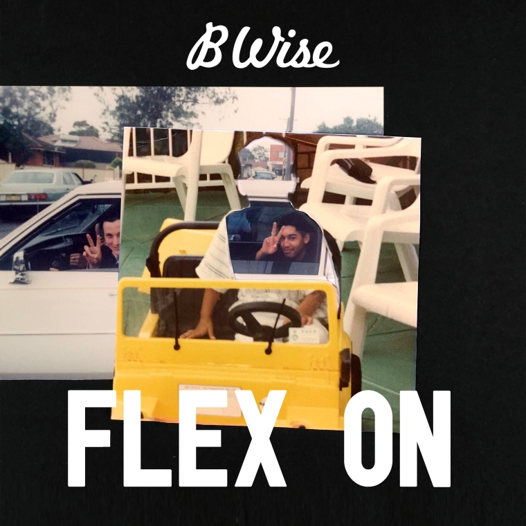 B Wise - Flex On - Cover Art