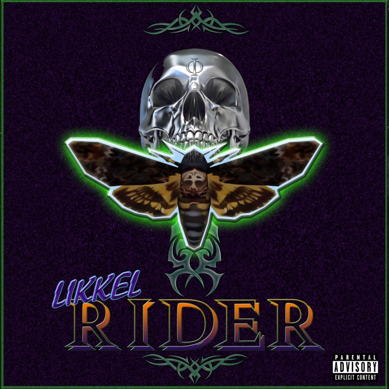 Likkel Rider Album Artwork.jpg
