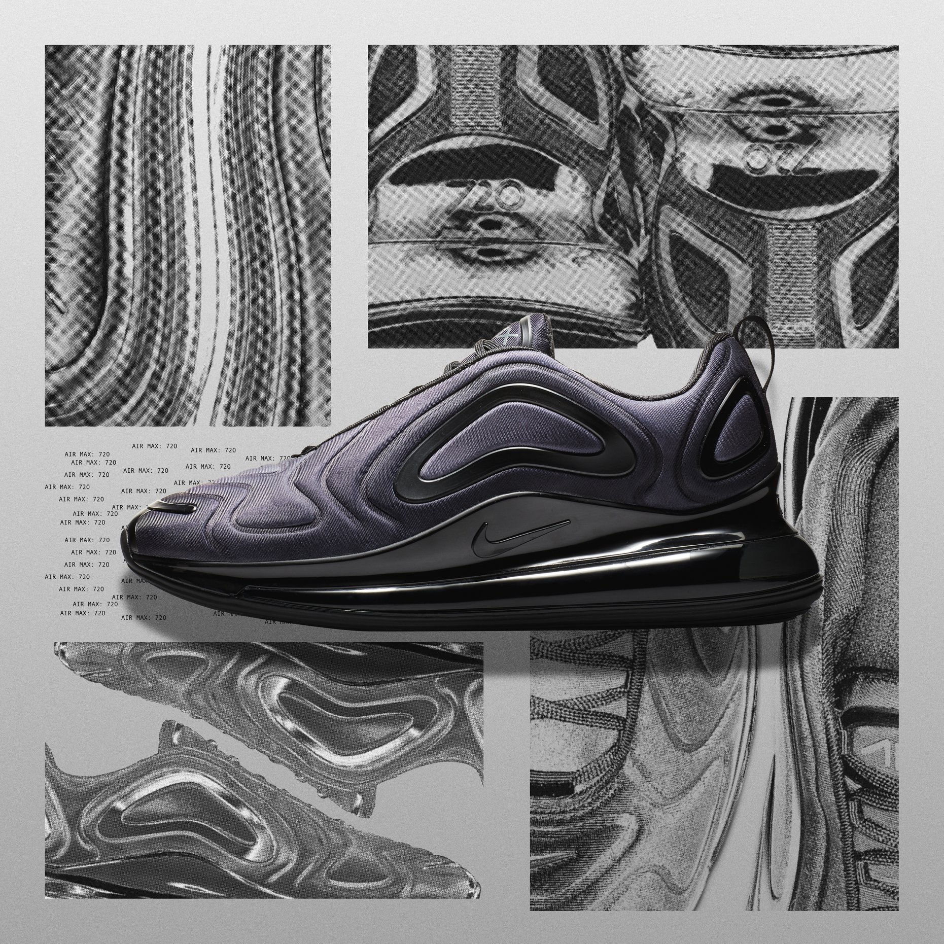 How To Get The New Air Max 720 – aahh